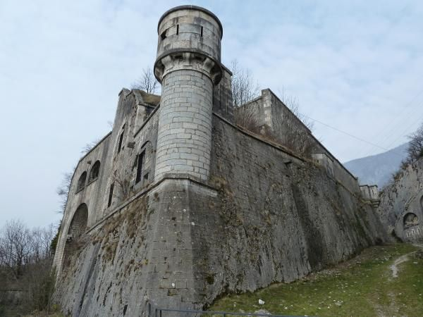 Fort l'Ecluse