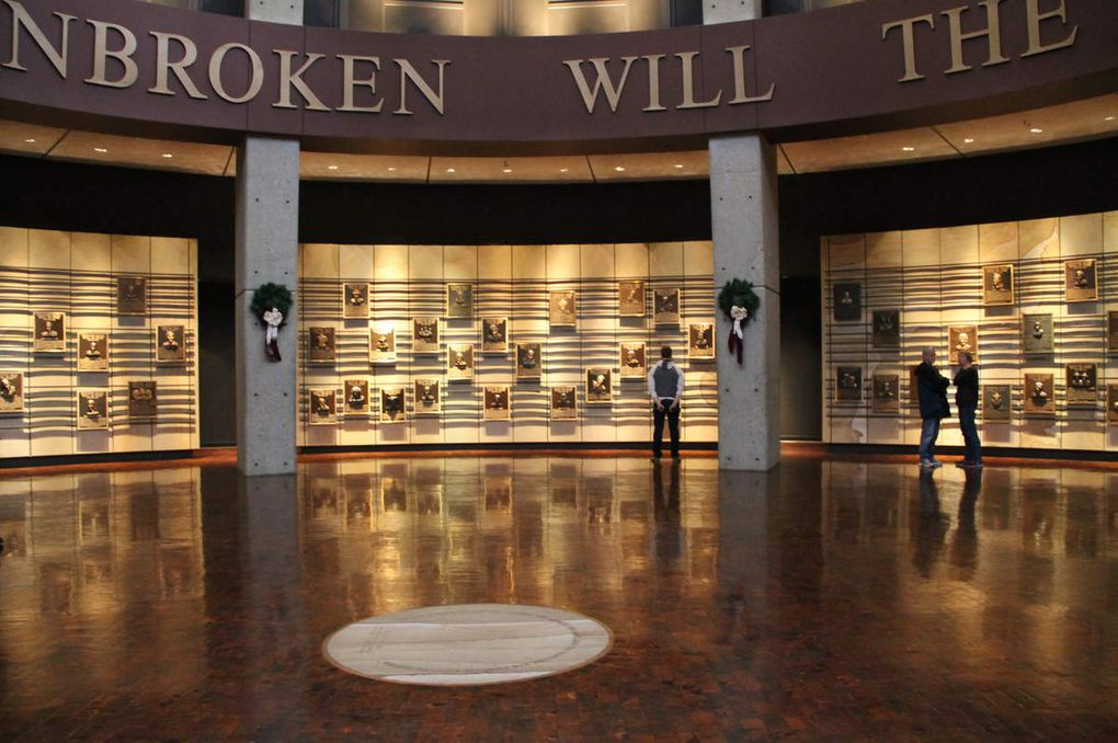 The country Music Hall of Fame and Museum