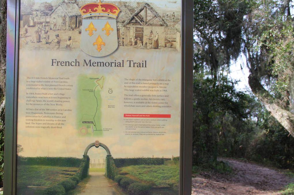 Fort Caroline National Memorial Jacksonville