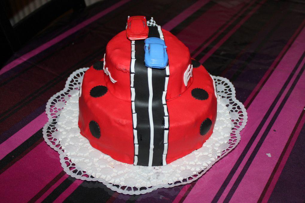 Cake Design Sans Gluten La Vie Est Belle