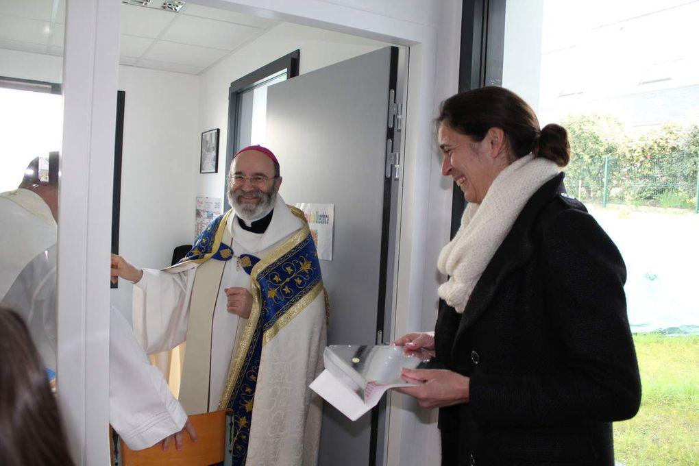 Inauguration et bénédiction de l'école - Mars 2015