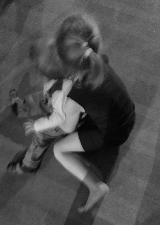 Photos prises pendant le 1er gala de danse de Chouquette