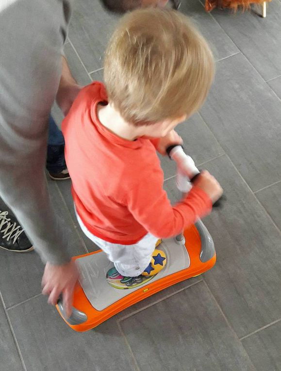 Skate 3 en 1 Fit and Fun par Chicco Mode trotinette
