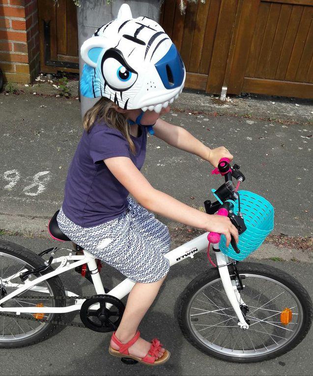Un casque à vélo qui déchire !