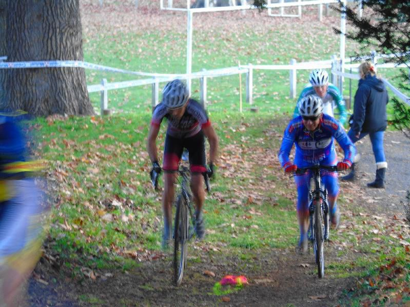 Cyclo-cross de La Bachasse - 05-12-2015