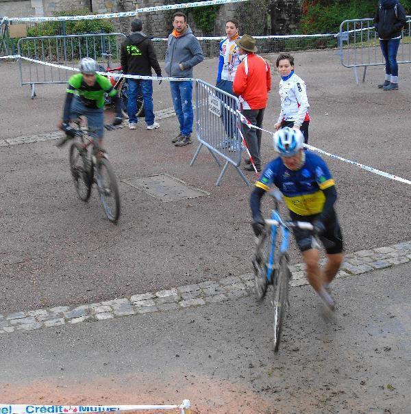 Cyclo-cross de Francheville