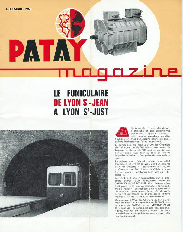 "Couvertures ""PATAY magazine"""