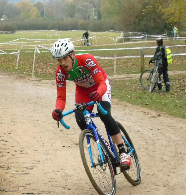 Cyclo-cross FSGT de La Feyssine