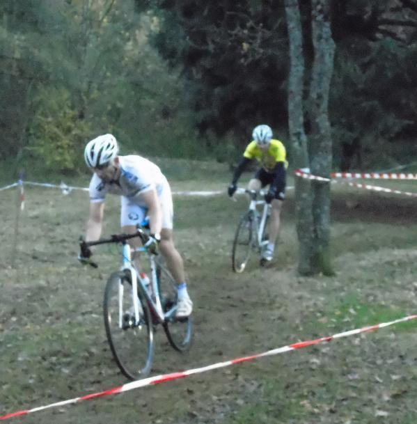 Cyclo-cross FSGT de Genas