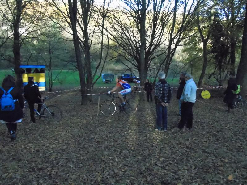Cyclo-cross FSGT de Genas