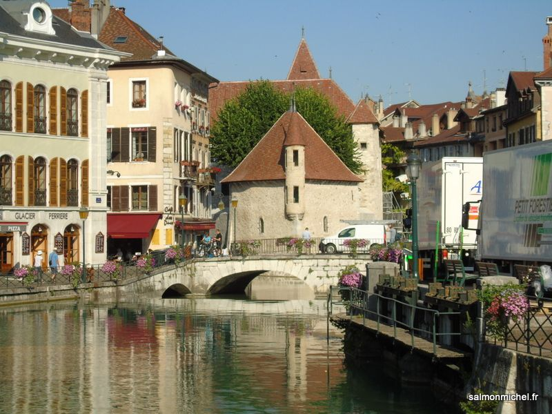 Juillet 2017 - Balade à Annecy