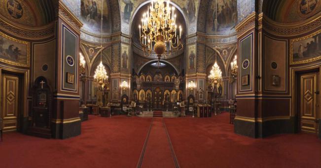 Религия / Les lieux de culte