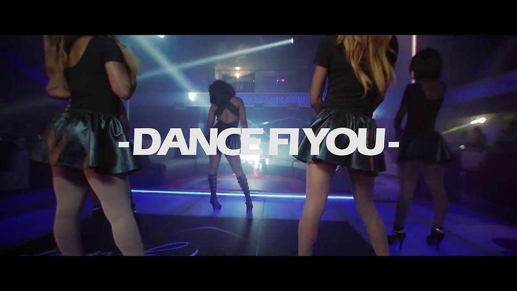 Dance hall 237, Mimie performe avec « Dance fi you »