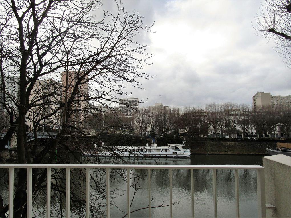 SOUS COMPROMIS : Appartement à L'ILE ST DENIS (93450) 1 pièce de 38 m²