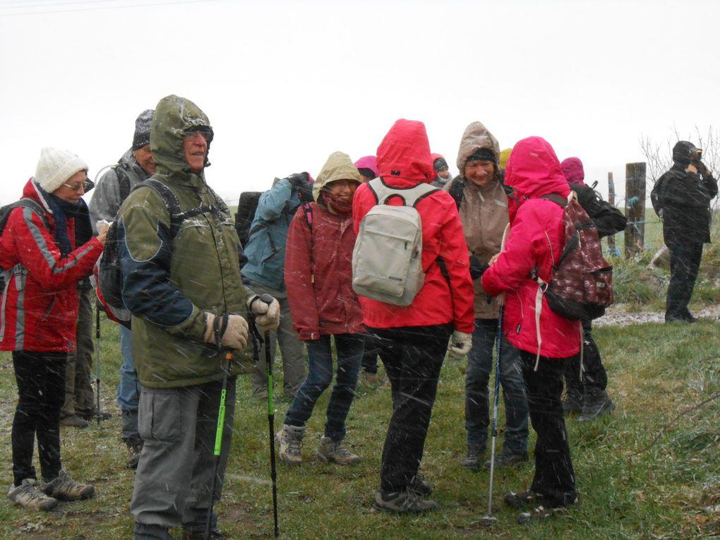 malgré le froid beaucoup de courageux étaient présents sauf quelques dégonflés du dernier moment que je ne citerai pas