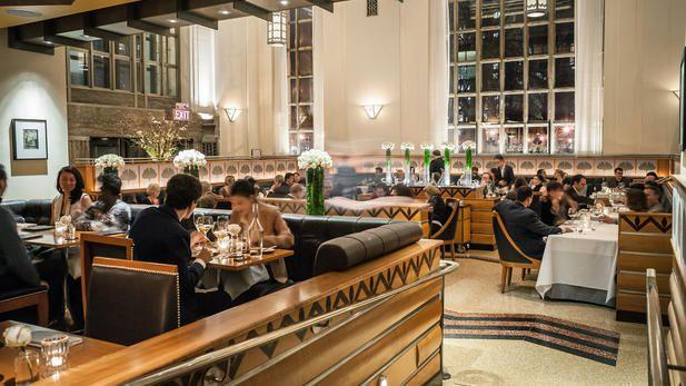 Que mange t-on dans le meilleur restaurant du monde le Eleven Madison Park?
