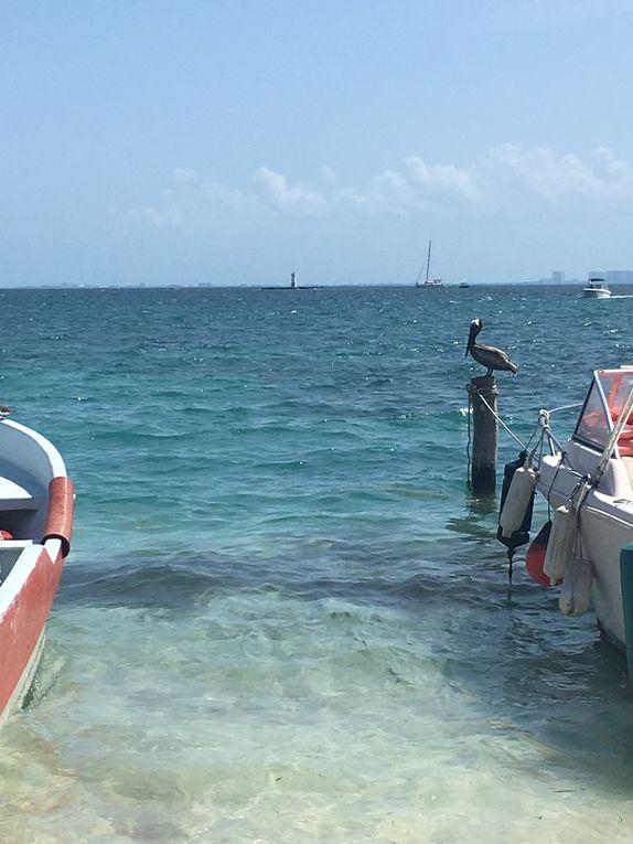 CANCÚN, péninsule du Yucatán