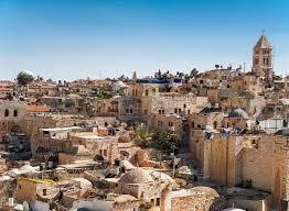 Une semaine en Israël.