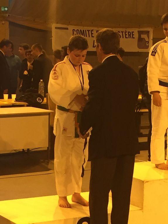 Deux titres de championnes de Bretagne pour le Kumo (Louise Saout et Maëlys Praud).