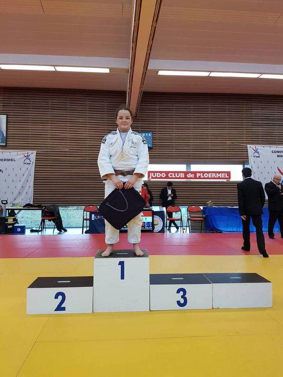 Enora Mercier gagne le Tournoi régional de Ploërmel