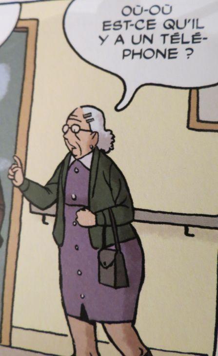 La tête en l'air de Paco Roca aux éditions Delcourt