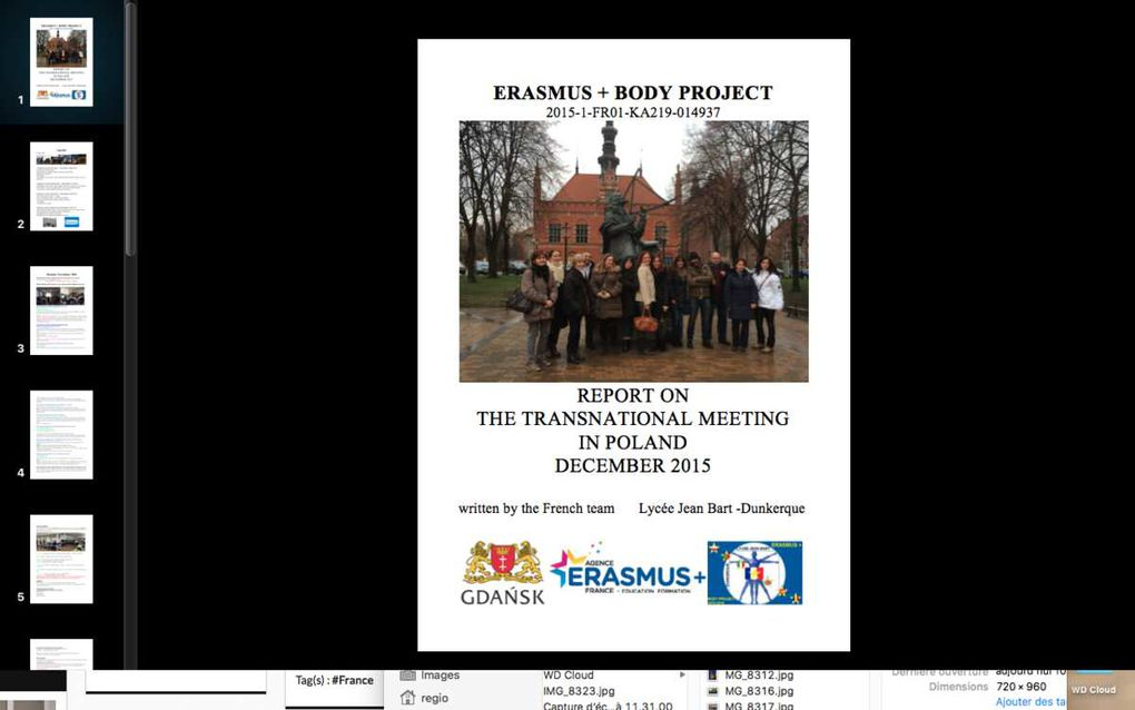 TM1 Poland Transnational Meeting 1