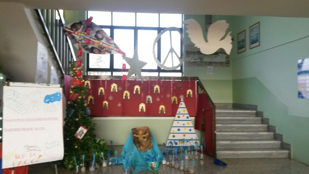 AA2 School decoration events