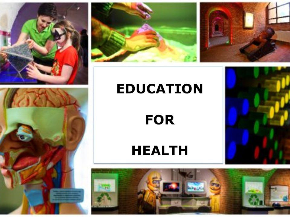 ACE4 Education for health