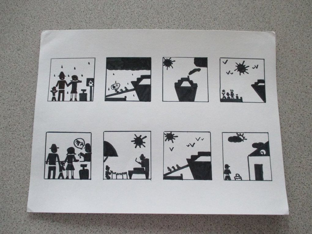 AA5 The comic- Pictograms