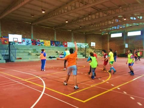 PDP1. PROMOTION OF SPORTS
