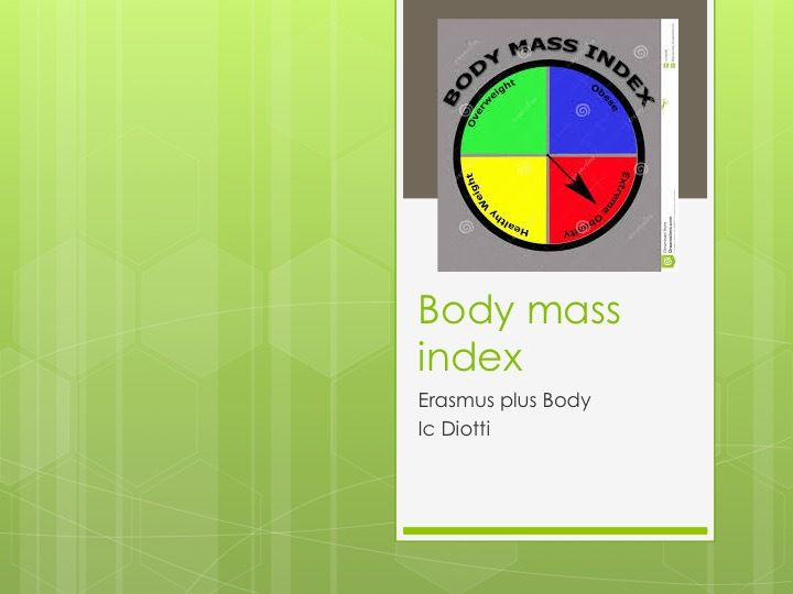PSA Body Mass Index Study