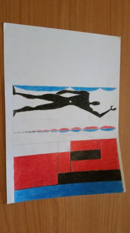 AA1 Drawing the body