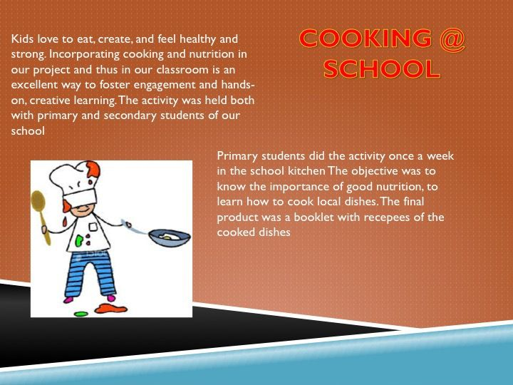 COO9 Eating habits for teenagers