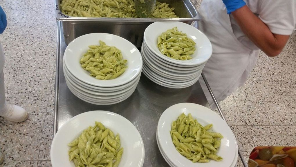 examples of canteen food