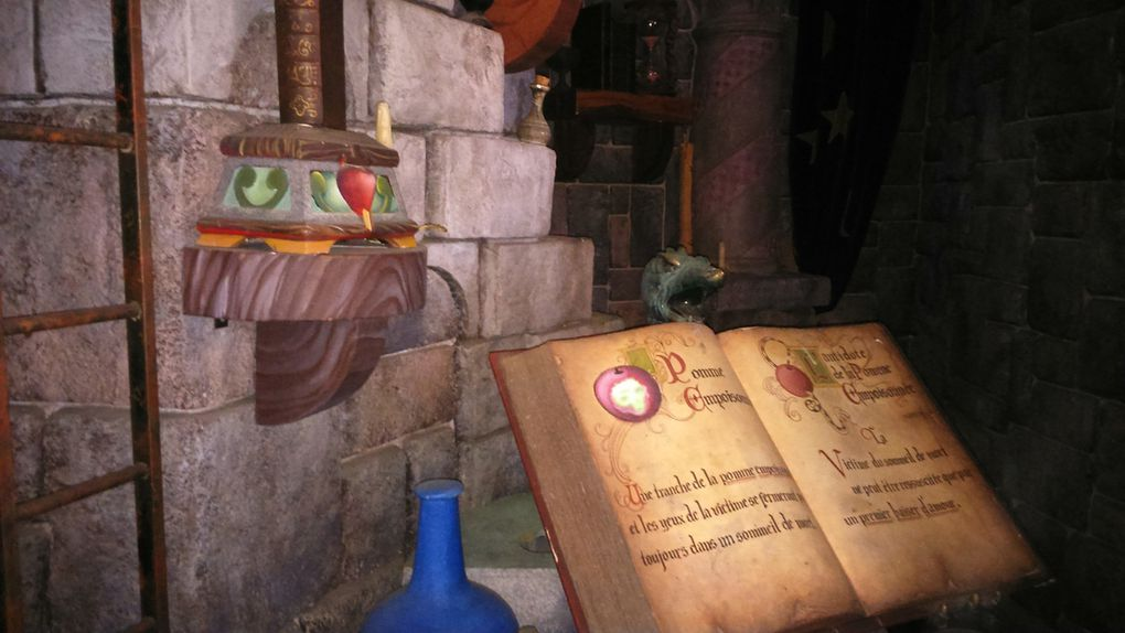 DisneyLand Paris - Un lieu magique - Spectacles magnifiques