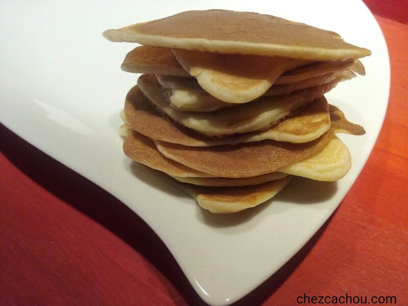 pancakes thermomix rapide