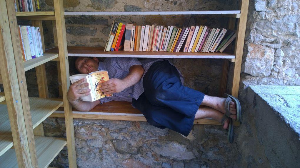 Le Lavoir au Livres