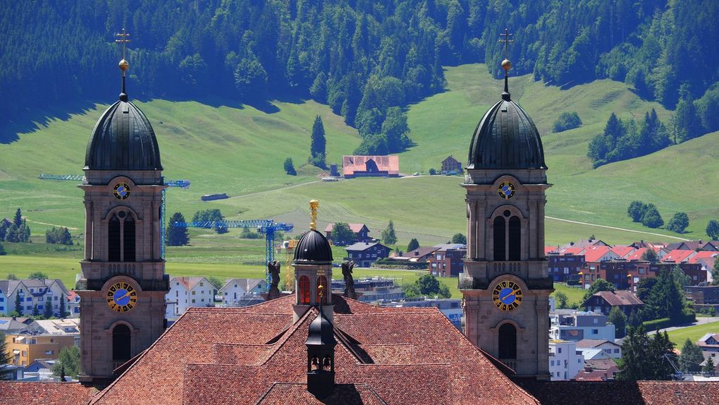 Monastère d'Einsideln