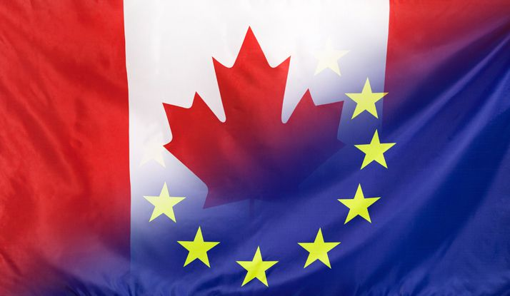 L'UE et le Canada ont signé le CETA et un nouvel accord de partenariat stratégique, le 30 octobre 2016 :