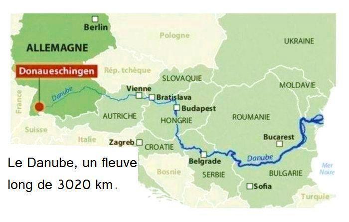 La qualité des eaux du Danube ne s´est pas améliorée car les plans de gestion n´étaient pas suffisamment ambitieux :
