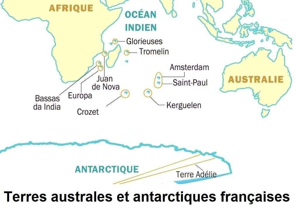 L'extension de la Réserve naturelle nationale des Terres australes et antarctiques françaises (Taaf):
