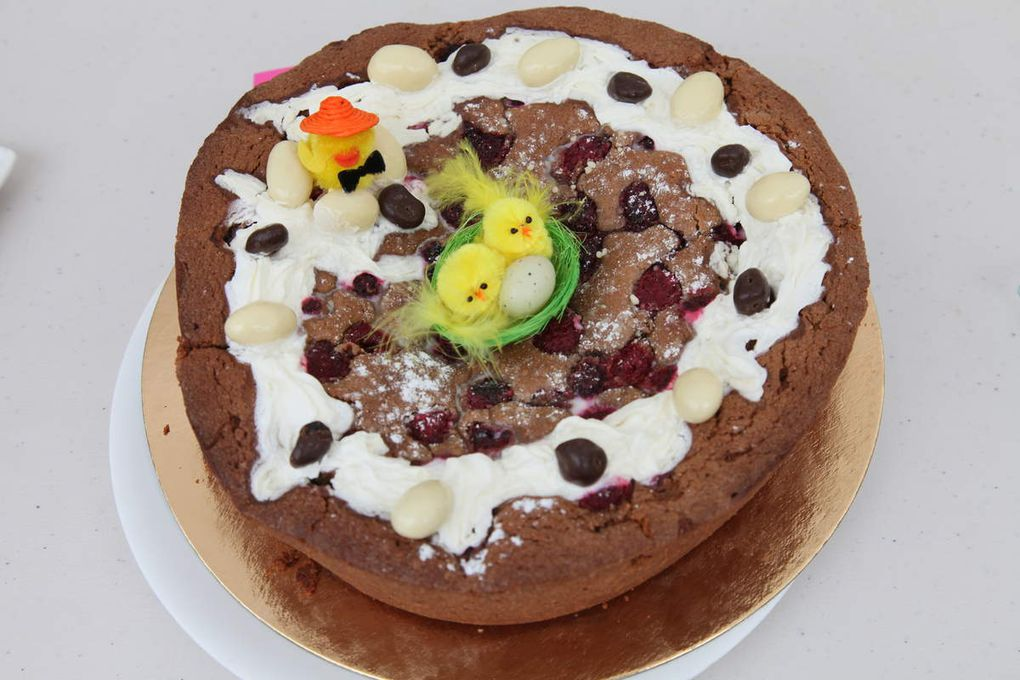 Gâteaux , du concours , dans l'ordre du classement