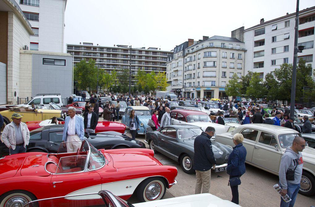 2017 - Périgueux Vintage Days