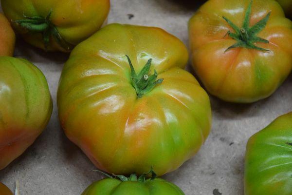 Retour de Sicile: des légumes à faire baver.