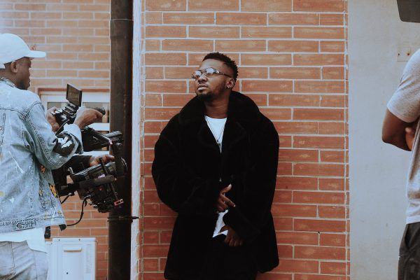 Behind The Scenes Pictures From Singer And Songwriter, Mystro's Upcoming Video