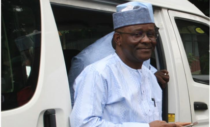 Former Governor of Adamawa state, Mr James Bala Ngilari - www.djcentiz.com