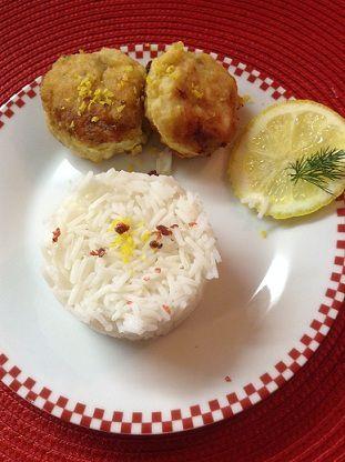 Boulettes de poisson au citron