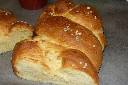 Brioche en MAP de Cyril Lignac