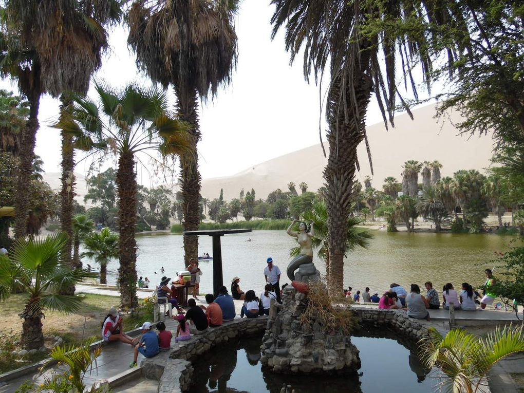 Ica - Huacachina ... on a touché le fond !!!