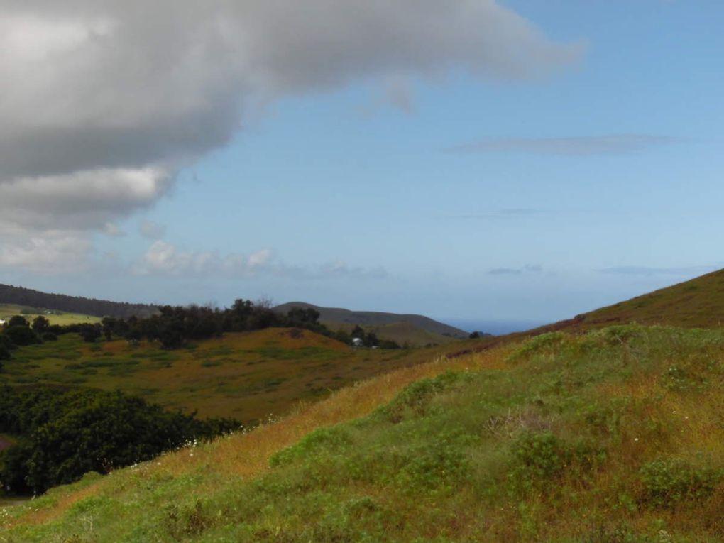 Rapa Nui, l'île de Pâques